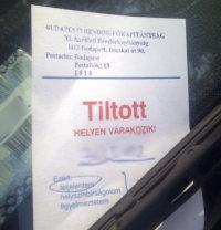 Szita Károly, a törvényen kívüli: vannak, akiket megbüntetnek a tilosban parkolásért, és vannak, akik egyenlőbbek a többieknél