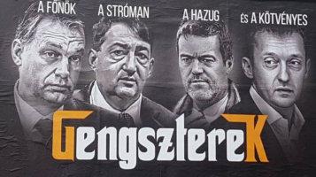 Dúl a plakátháború Kaposváron is: akcióban a kormányhivatal, karöltve a kaposvári vagyonkezelővel és a Fidesz-pemzlikommandókkal