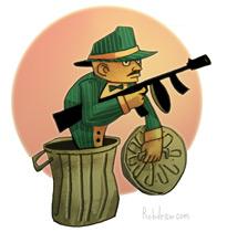 Kegyetlenül eldurvult a Kaposmérő-Kaposvár hulladékháború: Prukner Gábor polgármester nyilvánosan a hulladékmaffia vezetőjének nevezte Szita Károlyt