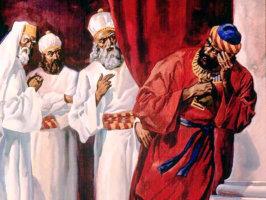 """Farizeusok bálja a Szivárványban: """"távozzatok tőlem az örök tűzbe, ti átkozottak…"""""""