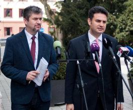 Mindenki Magyarországa Mozgalom: Márki-Zay Péter és Hadházy Ákos Kaposváron
