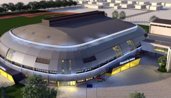 Elkezdődött a Fidesz szép új világa: népünnepély keretében adták át az új, négyezer fős sportcsarnokot