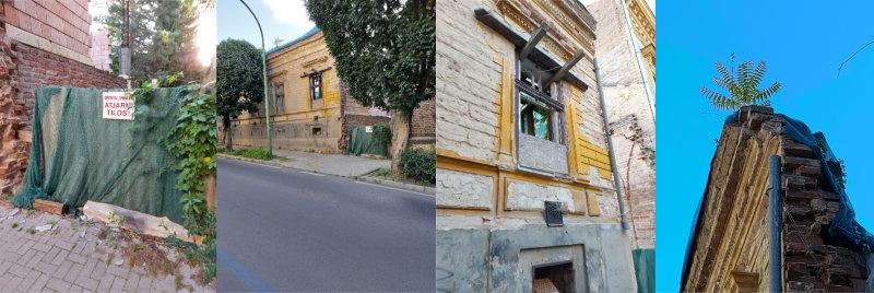 Már a környékbeliek is lázonganak: botrányos állapotok a Dózsa György utcai romhalmaznál