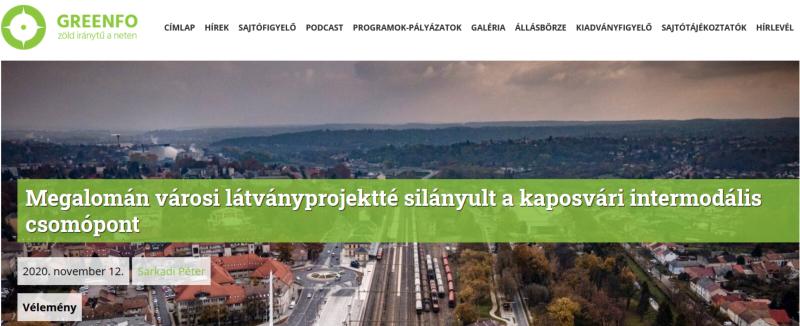 Csúnyán leszedi a keresztvizet a Közlekedési Központról a Greenfo zöldportál és a Magyar Közlekedési Klub