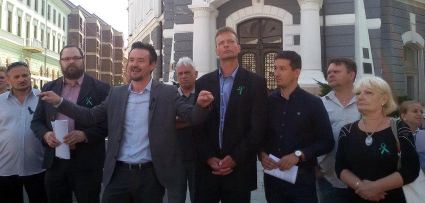 Előválasztási visszaléptetés: Pintér Attila nyílt levelet írt csalódott támogatóinak