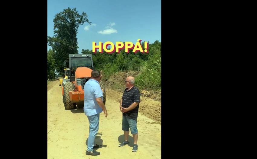 """Hoppá, avagy a pusztító intellektus és szellem letaglózó ereje: """"oktatóvideóban"""" válaszol Gelencsér Attila Jakab Péter """"traktoros"""" posztjára"""