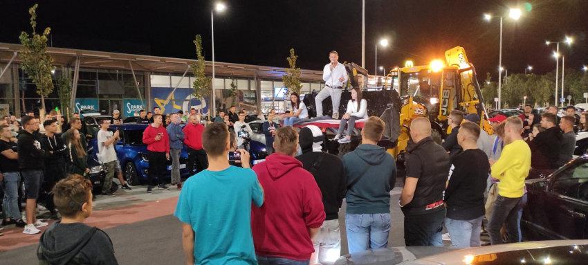 Beismerő vallomás: Horváth Ákos elismerte, hogy jelen volt a szeptember 11-i illegális versenybaleset helyszínén és időpontjában!