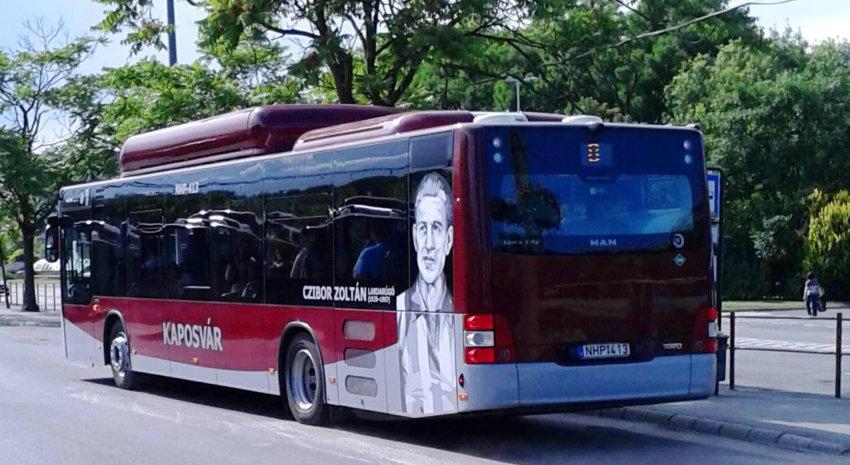 Kaposvári tömegközlekedés: elmaradt a bojkott, ugyanannyi bérletet vesznek az emberek, mint a régi menetrend idején